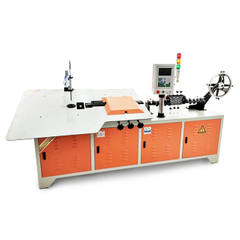 Greatcity Brand ZD-2D-206 Steel Wire 2D CNC Bending Machine