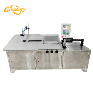 Multi-functional greatcity Brand Automatic CNC Stainless Steel ZD-308 2d wire bending machinery