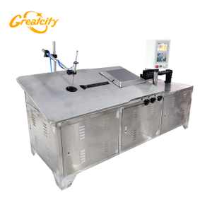 Automatic CNC 2D metal wire cnc bending machine for Lighting
