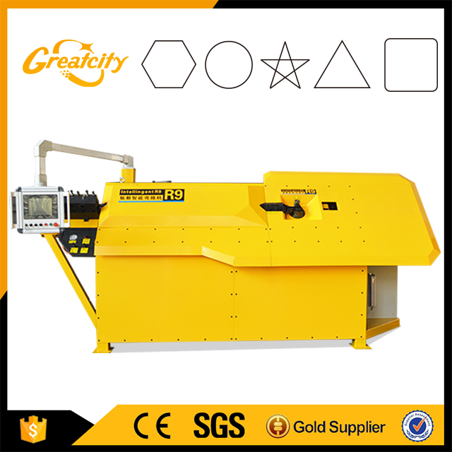 Best selling products automatic cnc stirrup making machine factory price