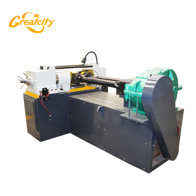Factory Customize different Metal screw making machine machine thread rolling bar 30mm