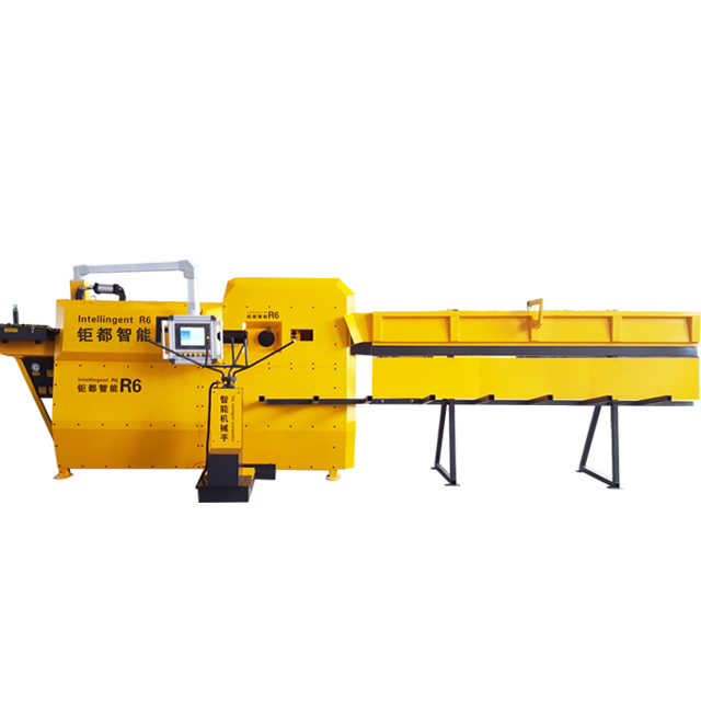 Hoop Bending Machine Automatic Steel Bar Bending Machine