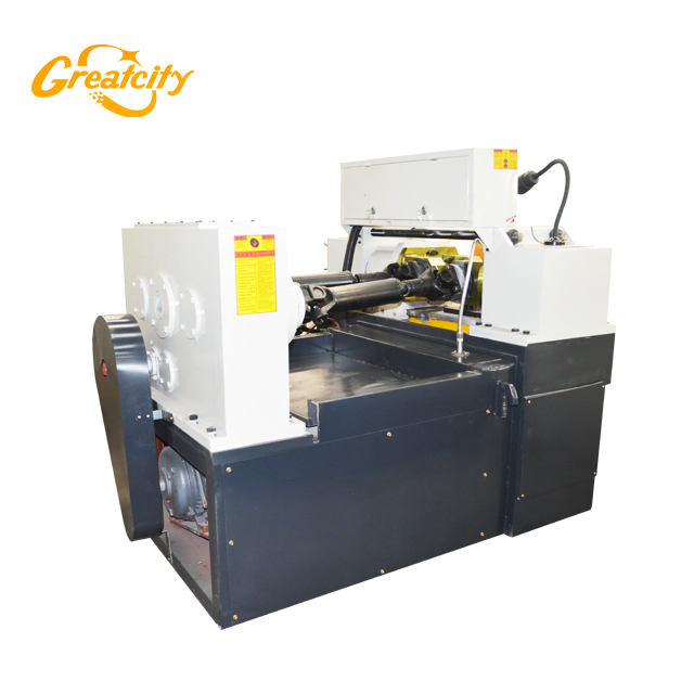 China machinery factory Supply best price Construction auto screw thread rolling machine