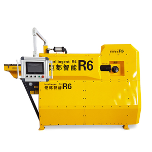 Reliable performance F10 CNC program automatic rebar stirrup bending machine in stock