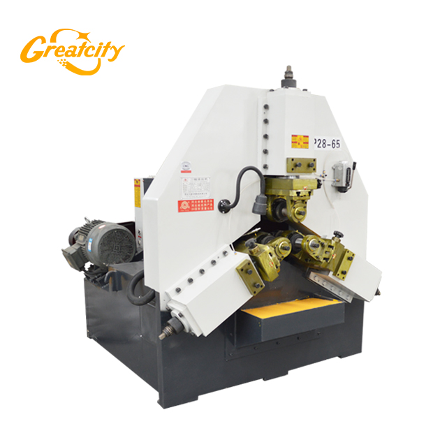 New arrival upgraded screw thread thread rolling machine with CE