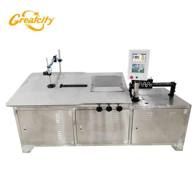 Factory direct Supply CNC 2d new wire bending machine automatic