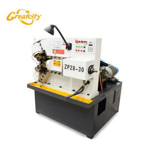 scaffold tube pipe Thread rolling machine price