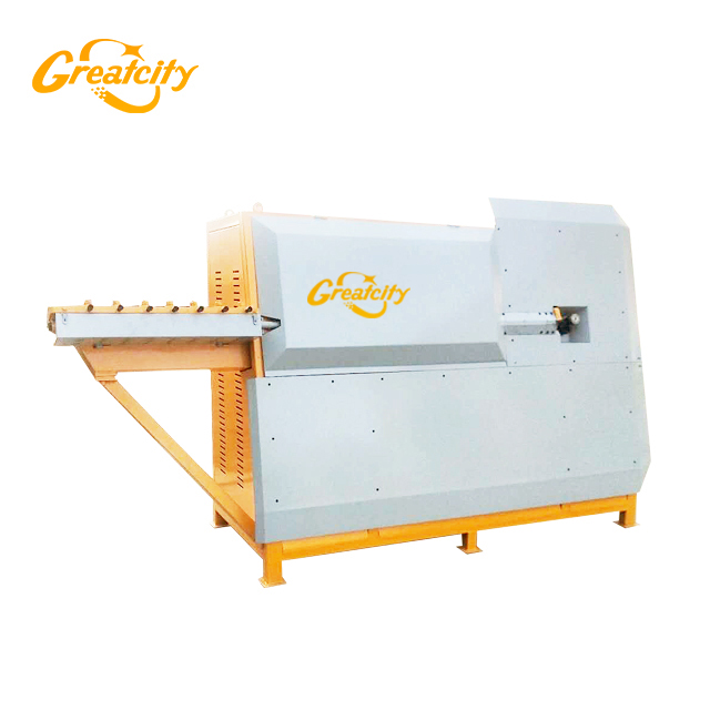 Construction steel use High precision 5-12mm cnc automatic rebar stirrup bending machine price
