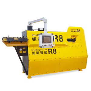 Rebar Bending Steel Wire Bending Machine Cnc Stirrup Price