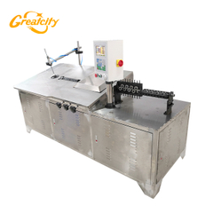 8mm round steel wire 2d cnc automatic wire bending machine price