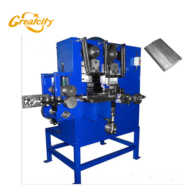 High Performance Mechanical Steel Strapping Seal Making Machine manufacturer