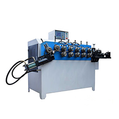 Automatic Hydraulic Steel Aluminum Wire O Ring Making Machine manufacturers