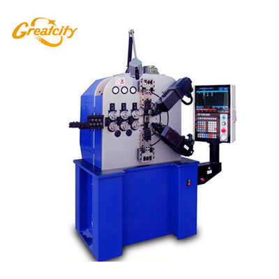 2 Axis Automatic Super Quality Coil Spring Machine