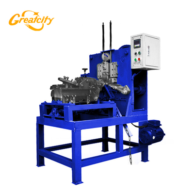 Large chain bending and welding line / chain making machine china