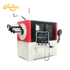 The best choice factory directly steel wire bending machine price
