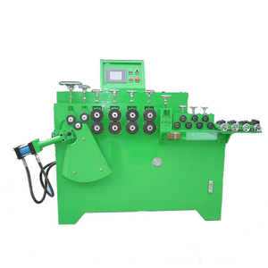 Greacity Hydraulic Wire Ring Making Machine for sale