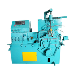 Automatic PLC Metal Cloth Coat Wire Hanger Hook Bending Making Machine