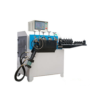 Automatic Hydraulic key Ring Making Machine price