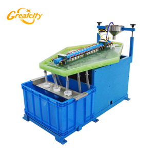 China Supplier Xingtai Greatcity Griavity Gold Concentration Shaking Table for Sale