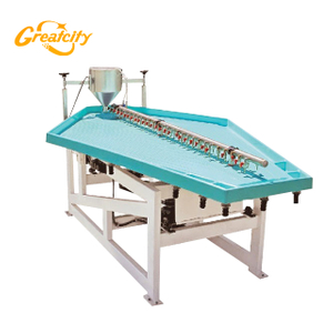 Factory Price Alluvial Gold Shaking Table for Sale