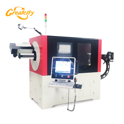 High-Performance 3d cnc wire bending machine - cloth hanger Supplier