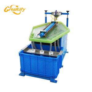 gold ore separating machine mining shaking table