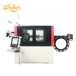 Factories price greatcity cnc 3d bending wire machine
