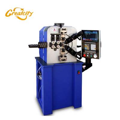 High Speed Automatic Cnc torsion spring machine