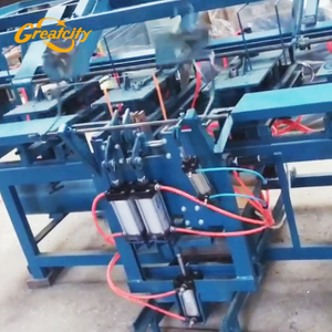 Greatcity new Automatic welding frame bending machine price