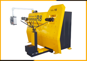 cnc automatic rebar stirrup bending machine price