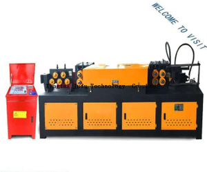 4-14mm rebar straightening and cutting machine for sale