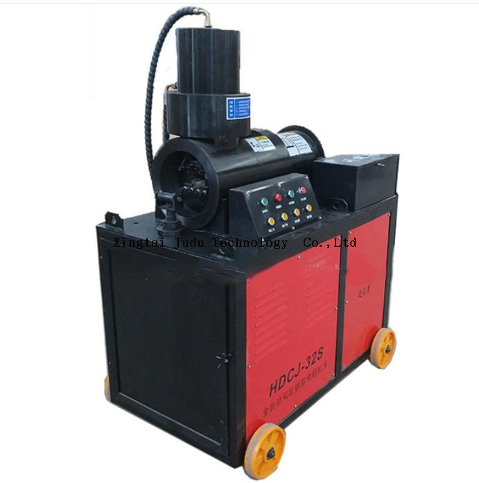 Easy operation automatic Rebar Upsetting forging Machine price