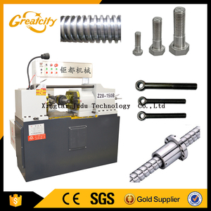 Hydraulic Thread Rolling Machine Drywall Screw Making Machine 4-10 Mm