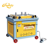 semi-automatic rebar bar bending machine factory
